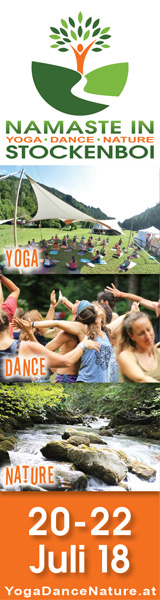 Yoga Dance Nature Festival 2018 Namaste in Stockenboi